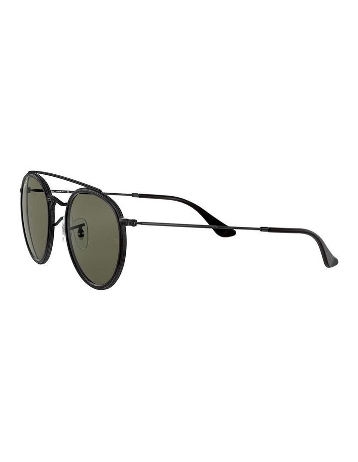 0RB3647N Round Double Bridge 1515587005 Polarised Sunglasses image 3