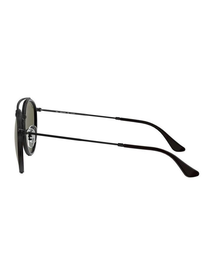 0RB3647N Round Double Bridge 1515587005 Polarised Sunglasses image 4