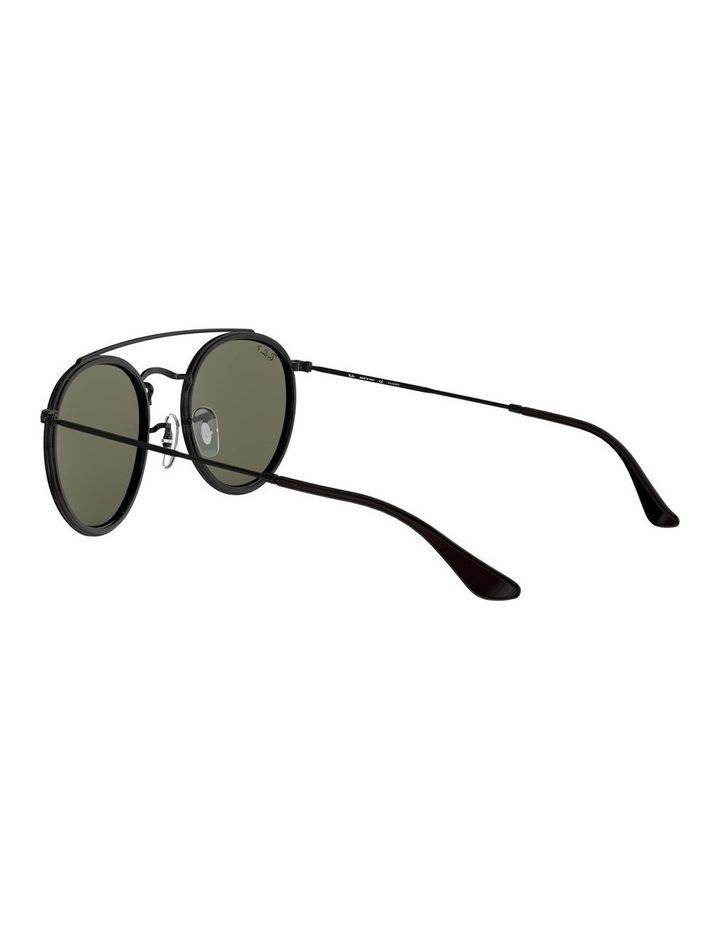 0RB3647N Round Double Bridge 1515587005 Polarised Sunglasses image 5