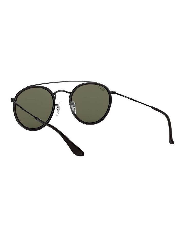 0RB3647N Round Double Bridge 1515587005 Polarised Sunglasses image 6