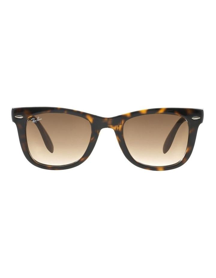 0RB4105 Folding Wayfarer 1098514003 Sunglasses image 1
