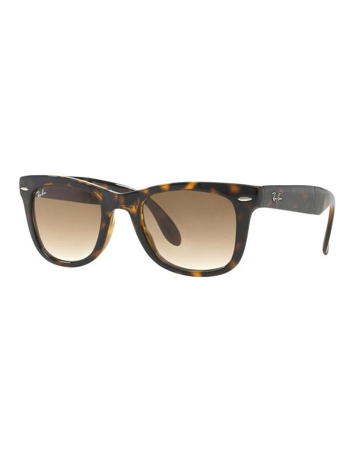 0RB4105 Folding Wayfarer 1098514003 Sunglasses image 2