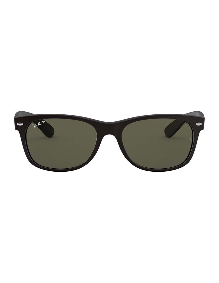 0RB2132 New Wayfarer 1062725045 Polarised Sunglasses image 2