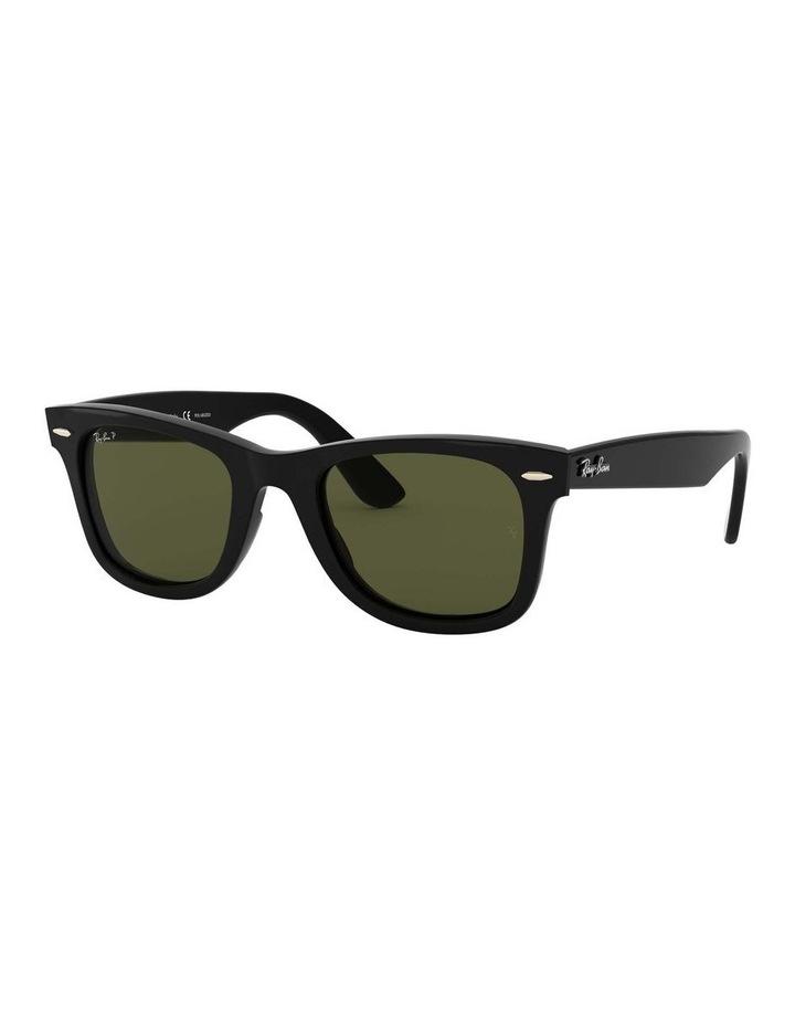 0RB4340 Wayfarer 1516353001 Polarised Sunglasses image 1