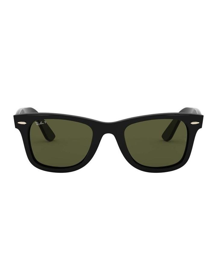 0RB4340 Wayfarer 1516353001 Polarised Sunglasses image 2