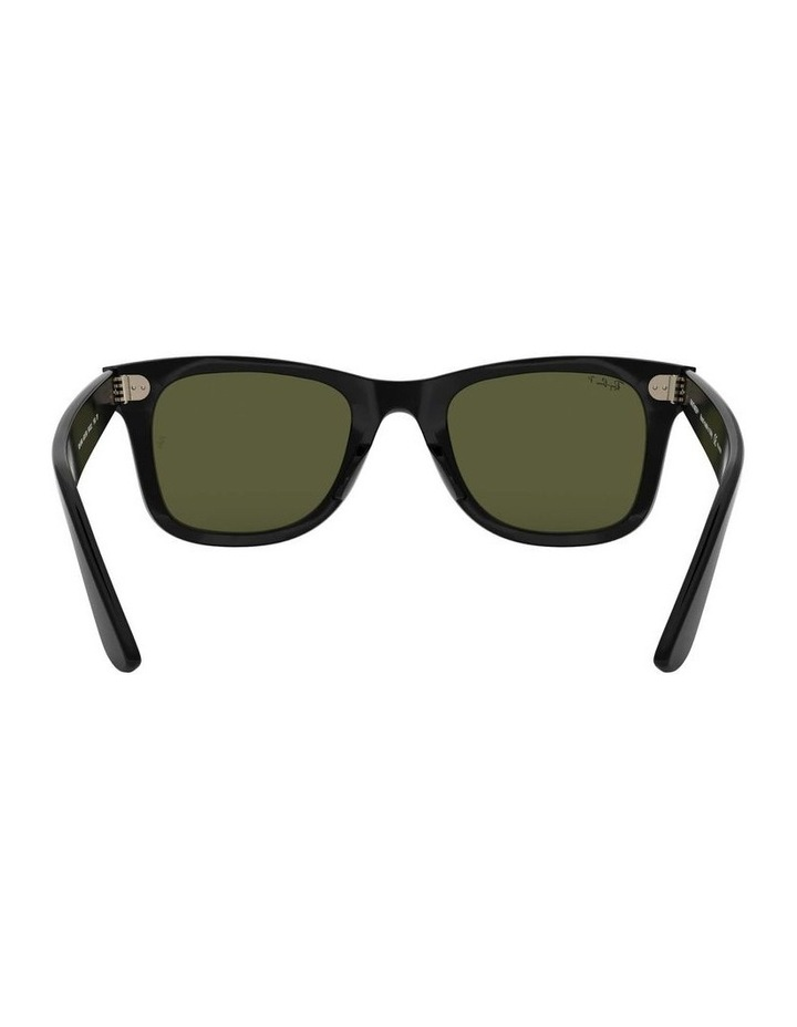 0RB4340 Wayfarer 1516353001 Polarised Sunglasses image 7