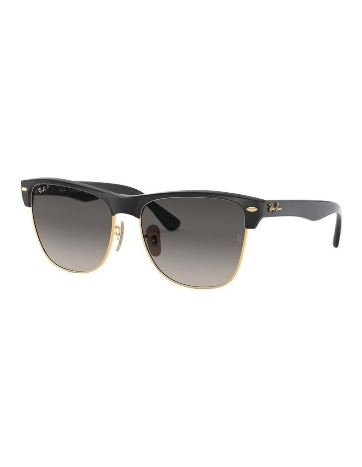0RB4175 Clubmaster Oversized 1099695018 Polarised Sunglasses image 1
