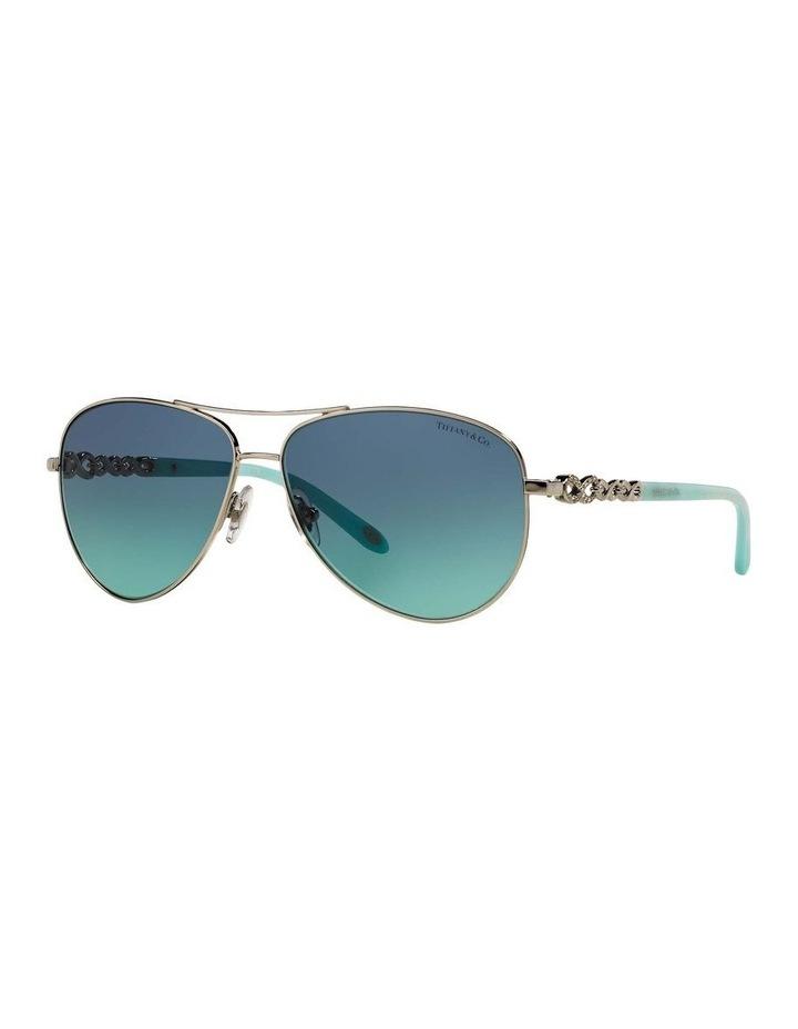 Silver Pilot Sunglasses TF3049B 383438 image 1
