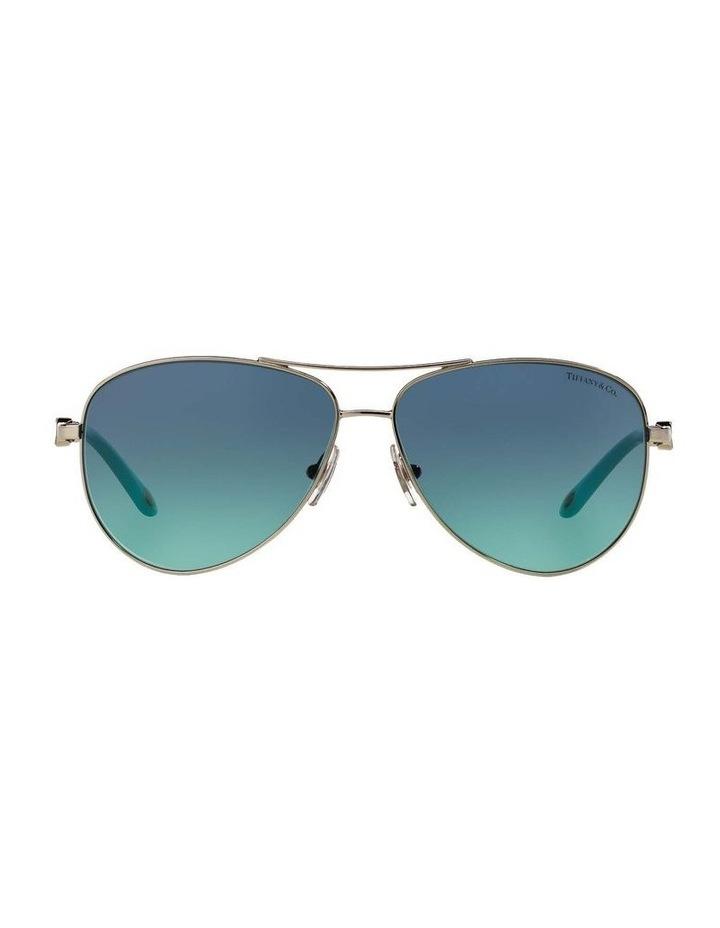 Silver Pilot Sunglasses TF3049B 383438 image 2