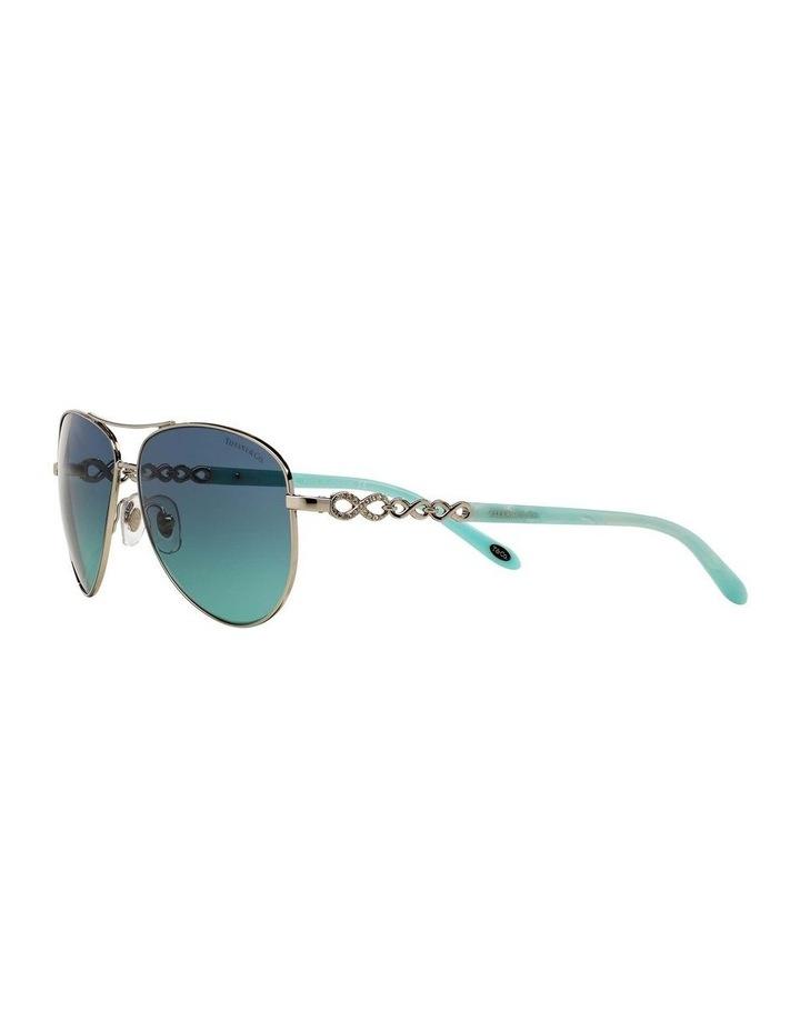 Silver Pilot Sunglasses TF3049B 383438 image 3