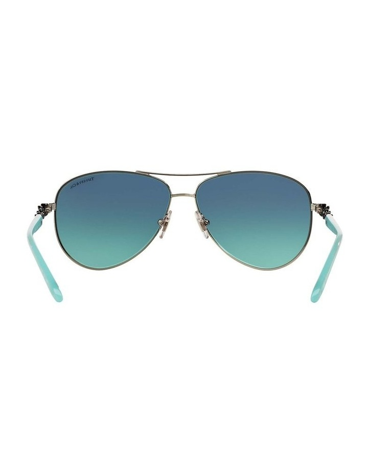 Silver Pilot Sunglasses TF3049B 383438 image 7