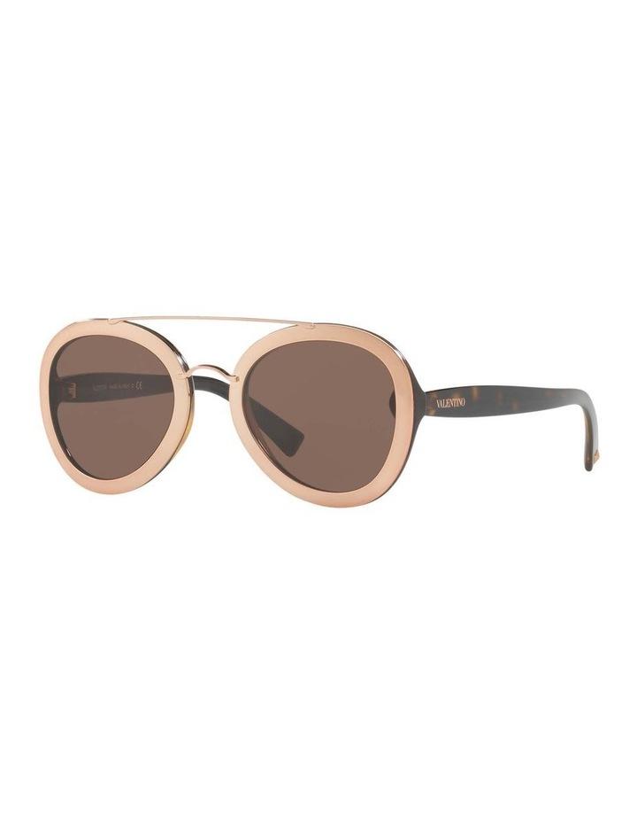 Gold Aviator Sunglasses VA4014 404720 image 1