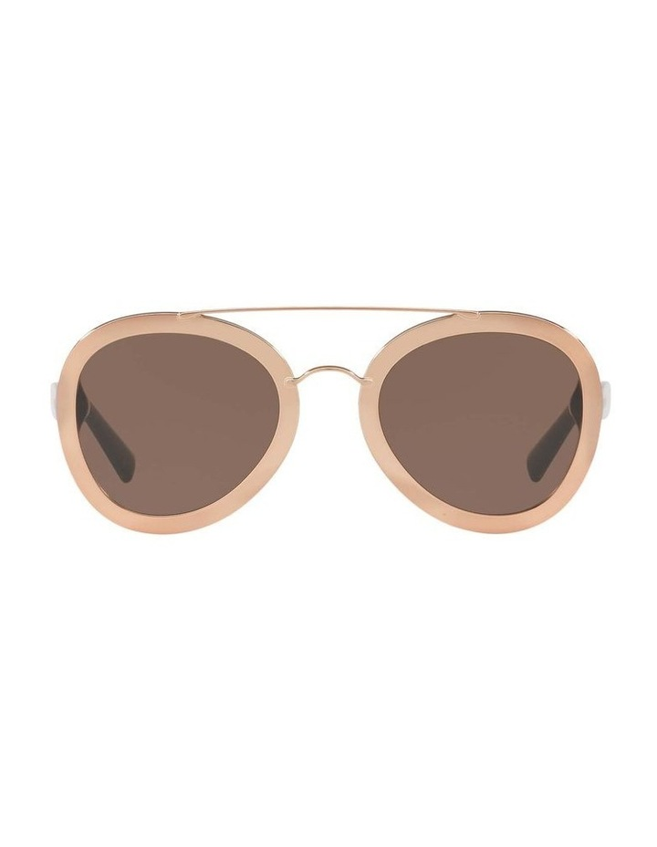 Gold Aviator Sunglasses VA4014 404720 image 2