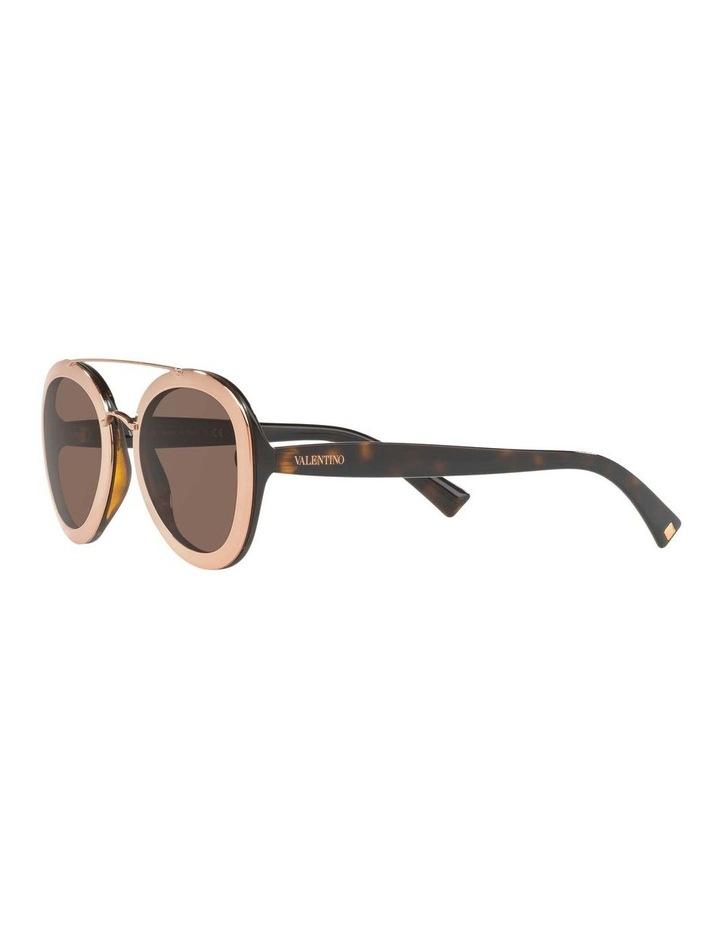 Gold Aviator Sunglasses VA4014 404720 image 3