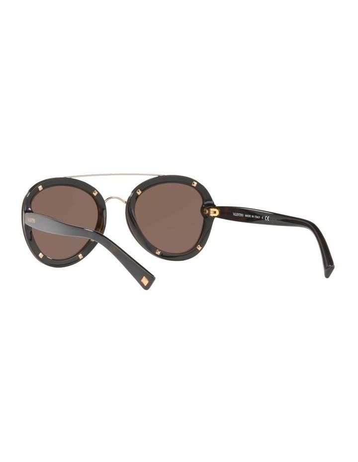 Gold Aviator Sunglasses VA4014 404720 image 6