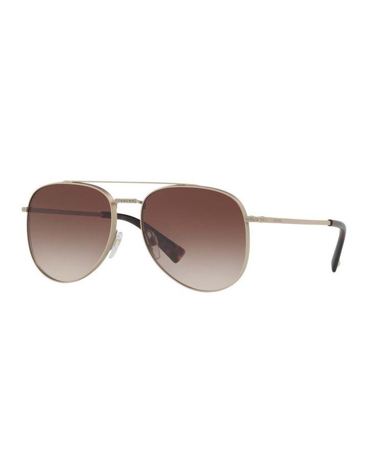 Gold Aviator Sunglasses VA2007B 404715 image 1
