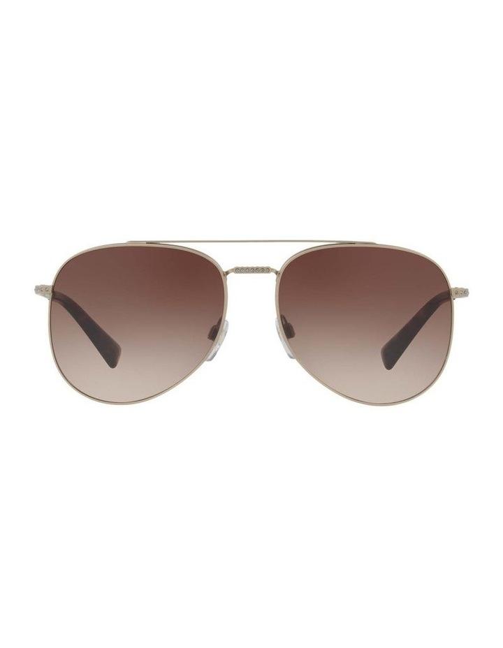 Gold Aviator Sunglasses VA2007B 404715 image 2