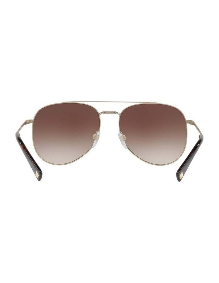 Gold Aviator Sunglasses VA2007B 404715 image 7