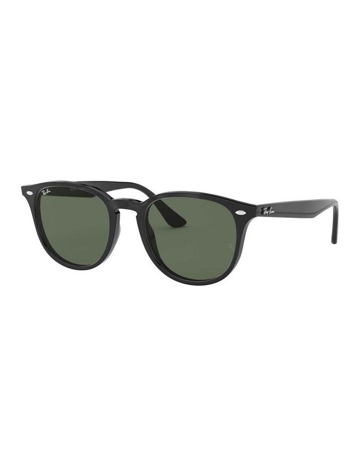 Black Round Sunglasses 0RB4259F 1521919004 image 1