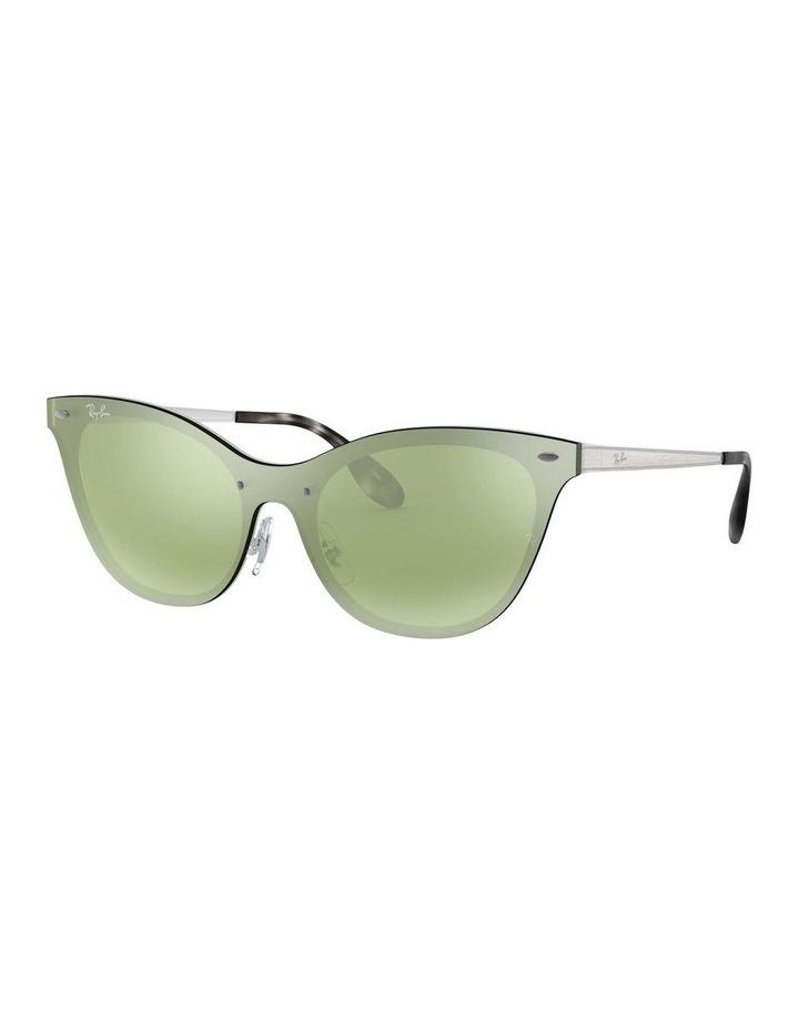 0RB3580N Blaze Cat Eye 1516355001 Sunglasses image 1