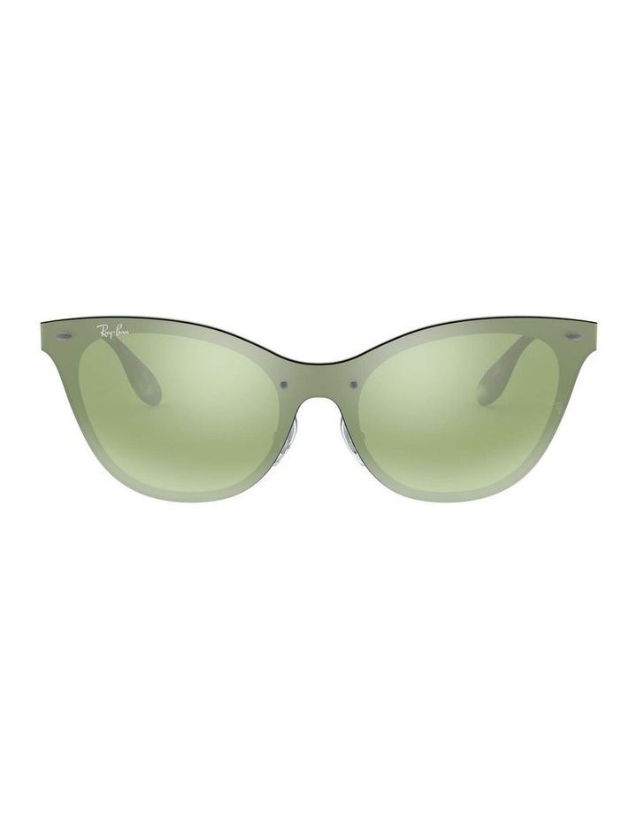 0RB3580N Blaze Cat Eye 1516355001 Sunglasses image 2
