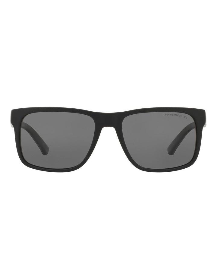 EA4071F 392147 Polarised Sunglasses image 1