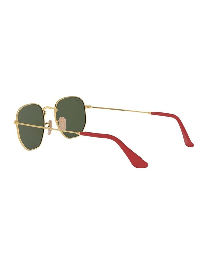 Ferrari Gold Hexagonal Sunglasses 0RB3548NM 1517173003 image 5