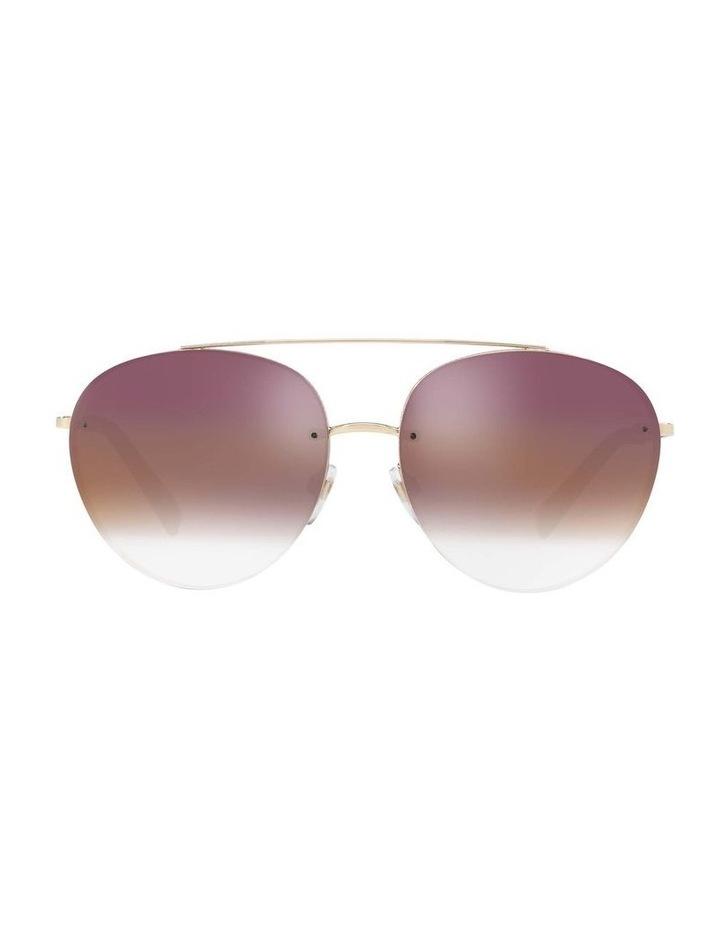 Gold Aviator Sunglasses VA2009 408799 image 2