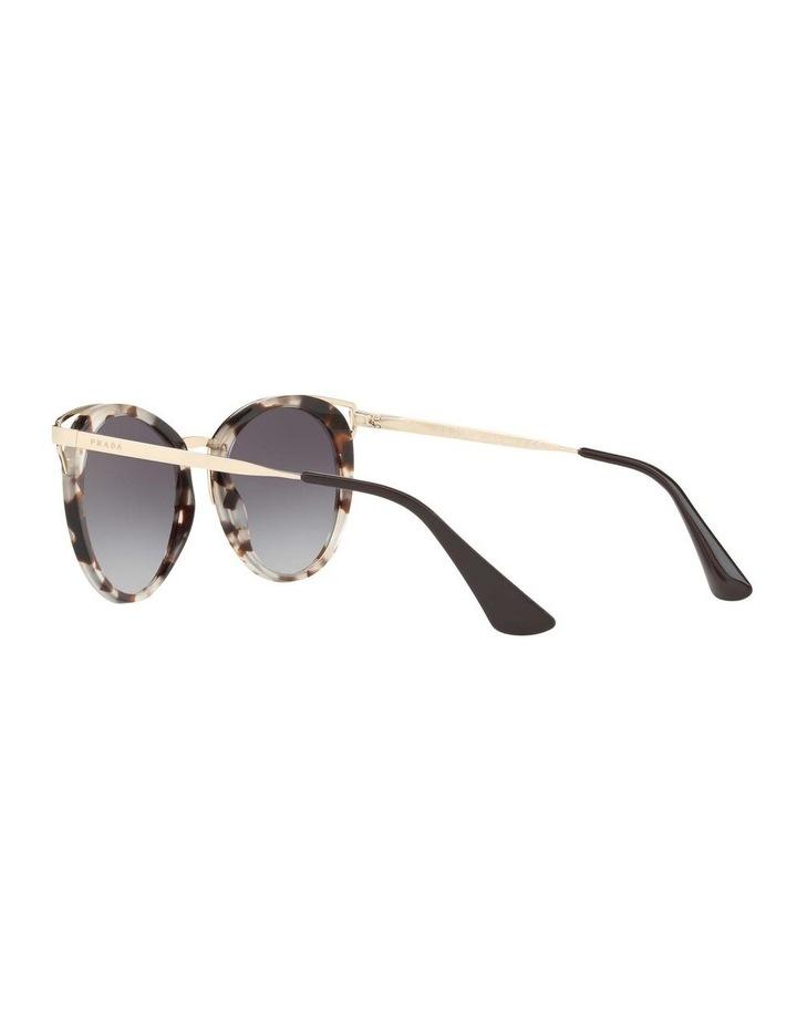 Tortoise Round Sunglasses PR 66TS 409643 image 5