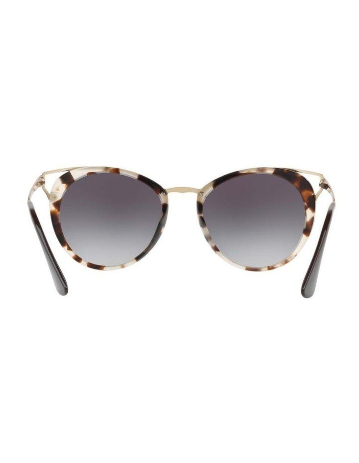 Tortoise Round Sunglasses PR 66TS 409643 image 7