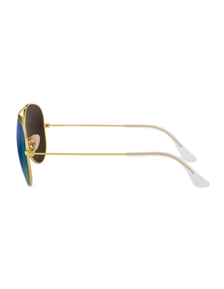 0RB3025 Aviator Large Metal 1123519005 Sunglasses image 4