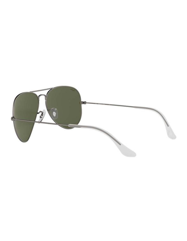 0RB3025 Aviator Large Metal 1130306009 Sunglasses image 5