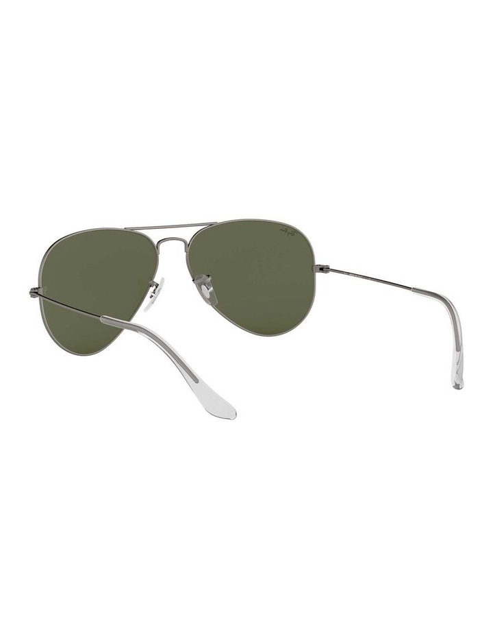 0RB3025 Aviator Large Metal 1130306009 Sunglasses image 6