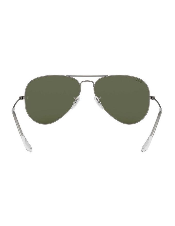 0RB3025 Aviator Large Metal 1130306009 Sunglasses image 7