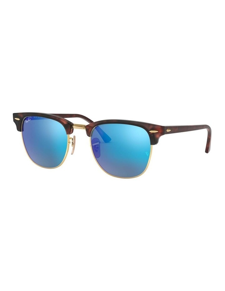 0RB3016 Clubmaster 1062735032 Sunglasses image 1