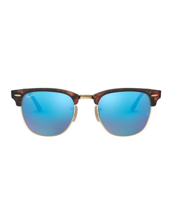 0RB3016 Clubmaster 1062735032 Sunglasses image 2