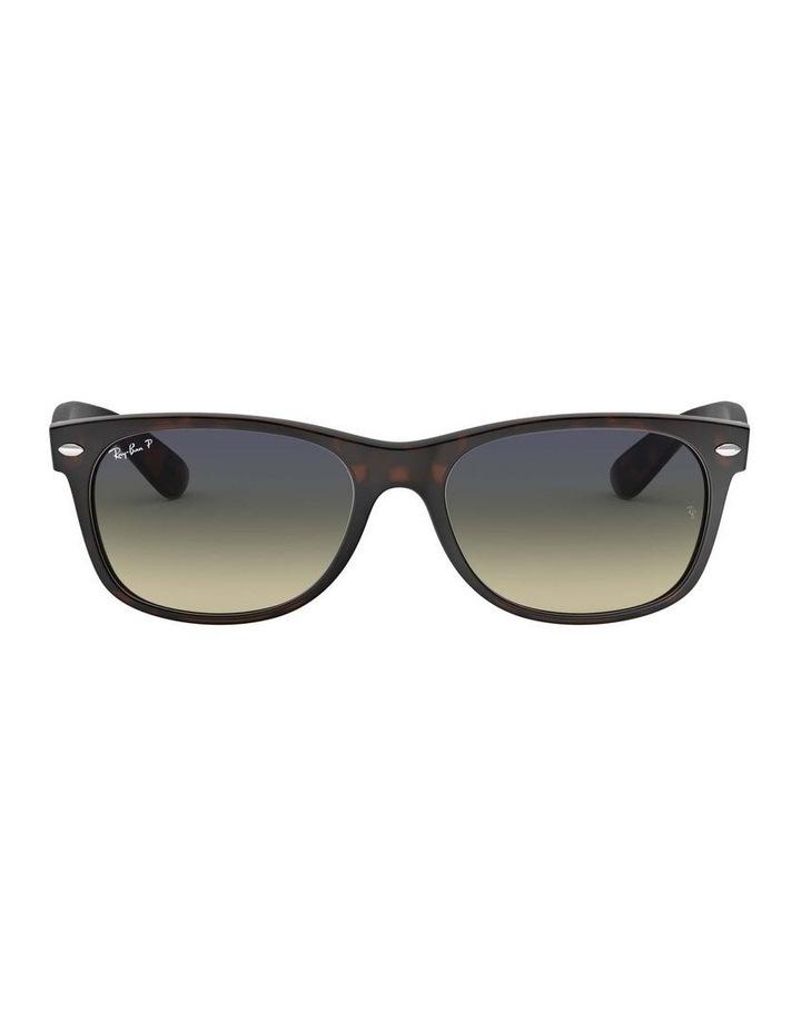 0RB2132 New Wayfarer 1062725042 Polarised Sunglasses image 2