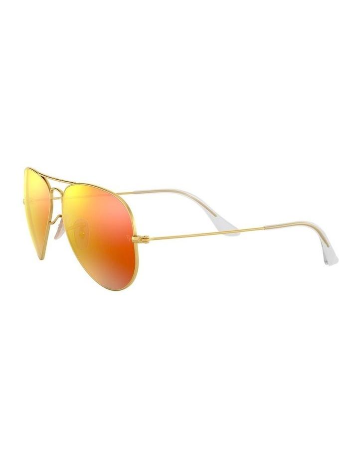 0RB3025 Aviator Large Metal 1062739093 Polarised Sunglasses image 3
