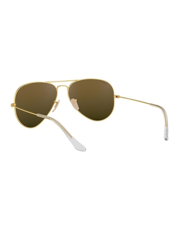 0RB3025 Aviator Large Metal 1062739093 Polarised Sunglasses image 6