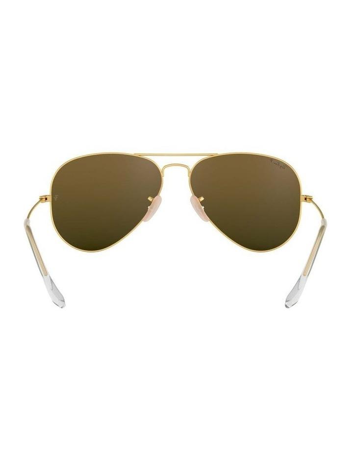 0RB3025 Aviator Large Metal 1062739093 Polarised Sunglasses image 7