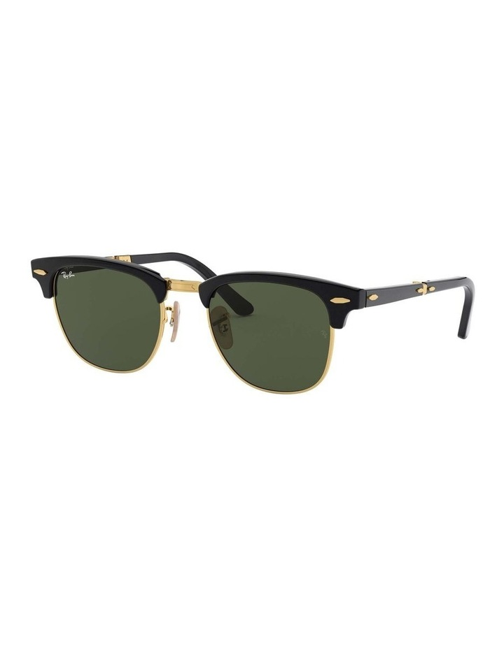 0RB2176 Clubmaster Folding 1135244001 Sunglasses image 1