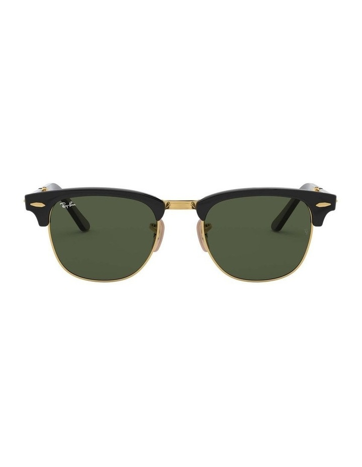0RB2176 Clubmaster Folding 1135244001 Sunglasses image 2