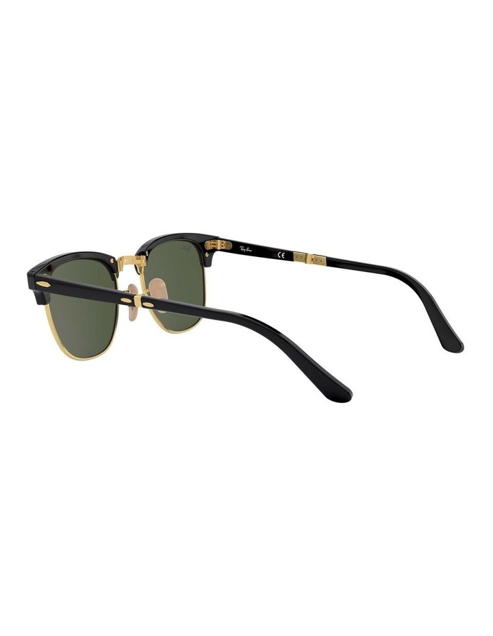 0RB2176 Clubmaster Folding 1135244001 Sunglasses image 5