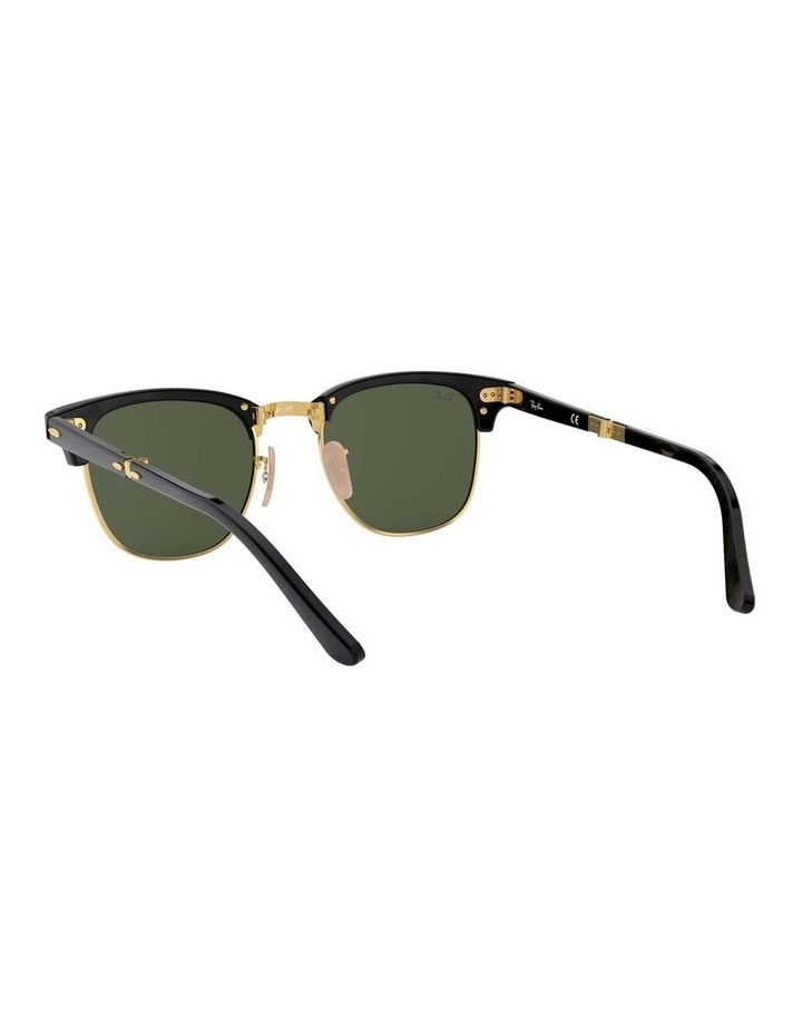 0RB2176 Clubmaster Folding 1135244001 Sunglasses image 6
