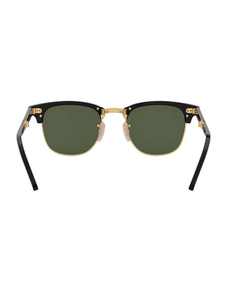0RB2176 Clubmaster Folding 1135244001 Sunglasses image 7