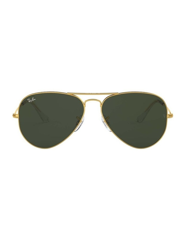 0RB3025 Aviator Large Metal 1062738019 Sunglasses image 2