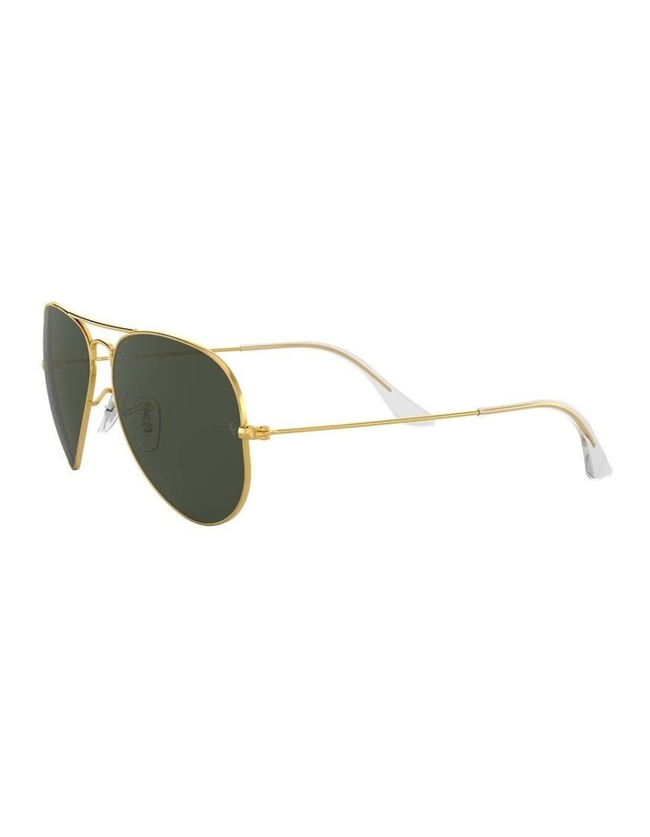 0RB3025 Aviator Large Metal 1062738019 Sunglasses image 3