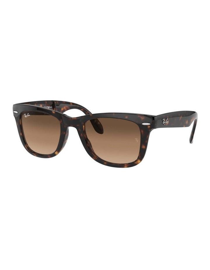 0RB4105 Folding Wayfarer 1062968009 Sunglasses image 1