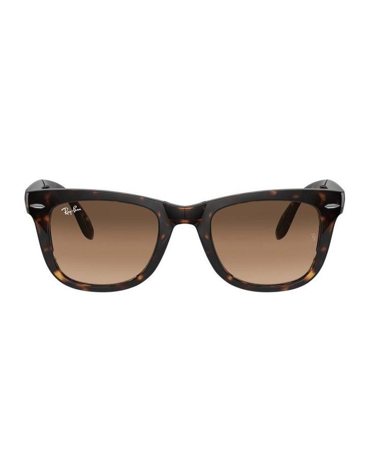 0RB4105 Folding Wayfarer 1062968009 Sunglasses image 2