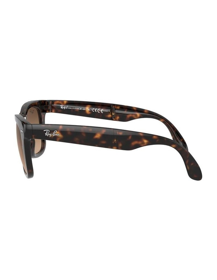 0RB4105 Folding Wayfarer 1062968009 Sunglasses image 4